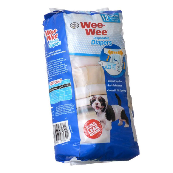 Four Paws Wee Wee Diapers for Dogs (100523064)