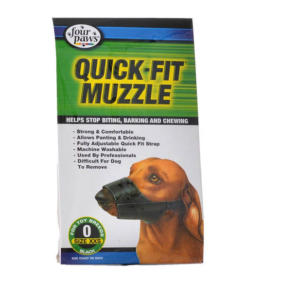 Four Paws Quick Fit Muzzle (100203674)