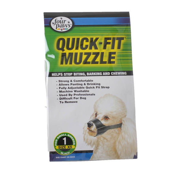 Four Paws Quick Fit Muzzle (100203675)