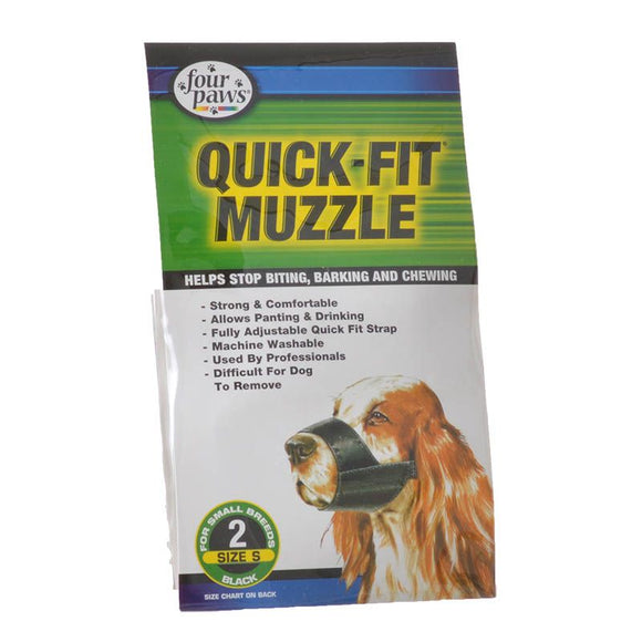 Four Paws Quick Fit Muzzle (100203676)