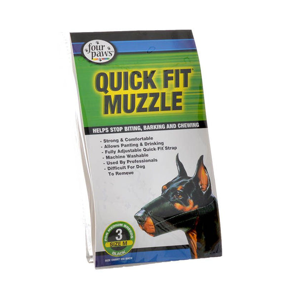 Four Paws Quick Fit Muzzle (100203677)