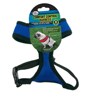 Four Paws Comfort Control Harness - Blue (100203708)
