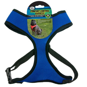 Four Paws Comfort Control Harness - Blue (59186)