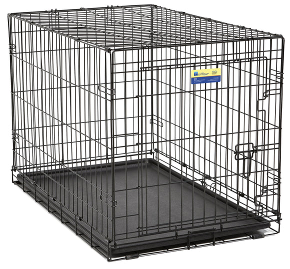 Contour Single Door Dog Crate 36 Inch