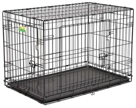 Contour Double Door Dog Crate 36 Inch