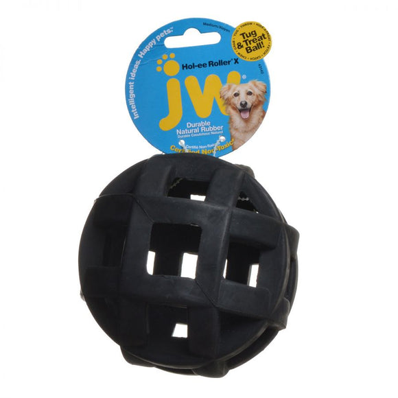 JW Pet Hol-ee Mol-ee Extreme Rubber Chew Toy (43140)