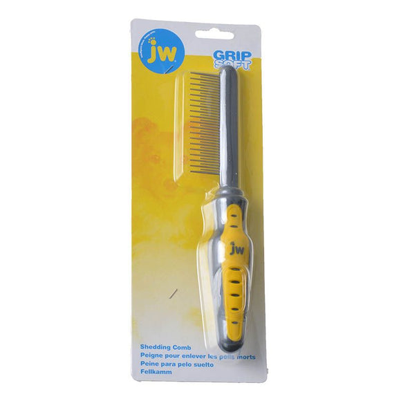 JW Gripsoft Shedding Comb (65022)