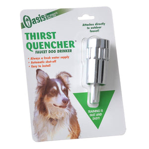 Oasis Thirst Quencher - Heavy Duty Dog Waterer (80027)