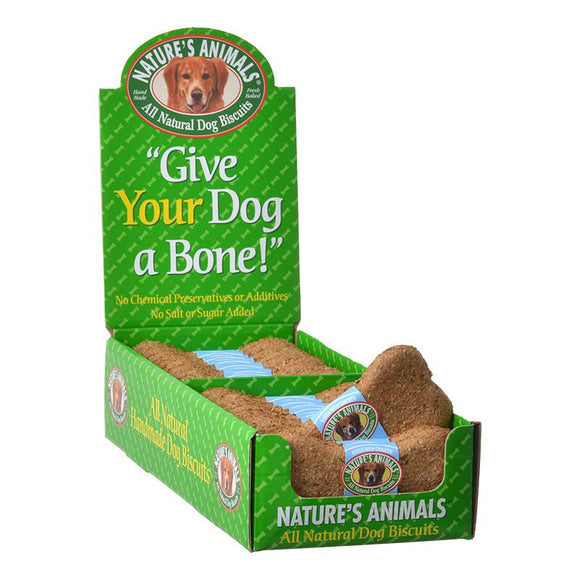 Natures Animals All Natural Dog Bone - Chicken Flavor (482)