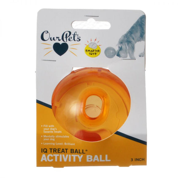 Smarter Toys IQ Treat Ball Toy (DT-10505)