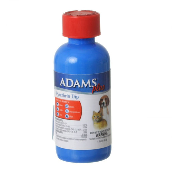 Adams Plus Pyrthrin Dip (3006017)