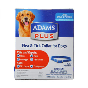 Adams Plus Flea & Tick Collar for Dogs (100519503)