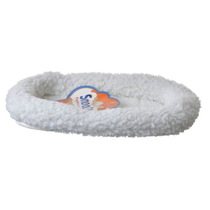 Precision Pet SnooZZy Pet Bed Original Bumper Bed - White (7075001)