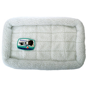 Precision Pet SnooZZy Pet Bed Original Bumper Bed - White (7075003)