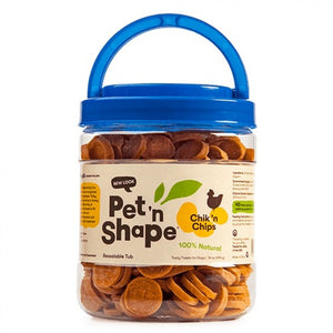 Pet 'n Shape Chik 'n Chips Dog Treats (10216)