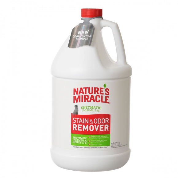 Nature's Miracle Just for Cats Stain & Odor Remover (P-98152)