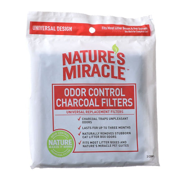 Nature's Miracle Odor Control Litter Box Filter (P-5917)