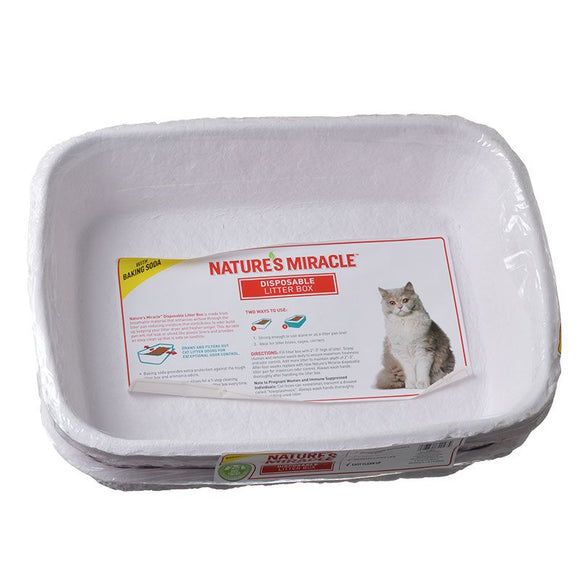 Nature's Miracle Disposable Litter Pan (P-82028)