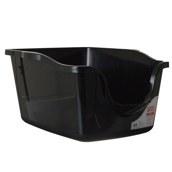 Nature's Miracle High Side Plastic Litter Pan (P-82035)