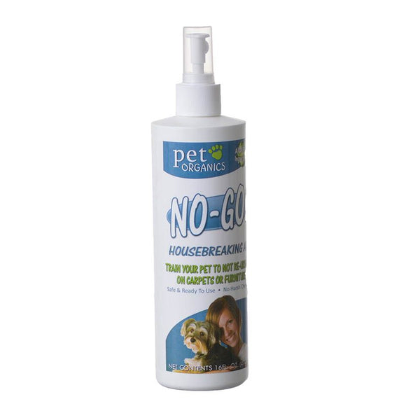 Pet Organics No-Go Housebreaking Aid Spray (4016)