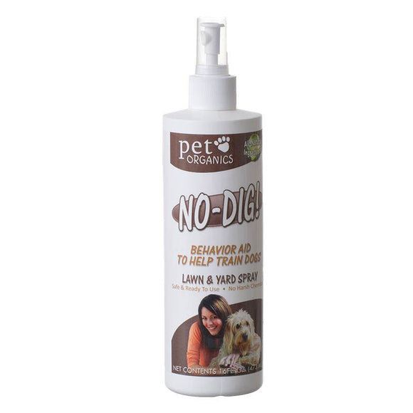 Pet Organics No-Dig Lawn & Yard Spray for Dogs (4616)