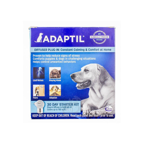 Adaptil Calm Home Diffuser Starter Kit for Dog
