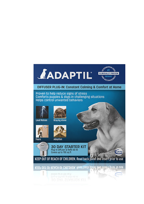 Adaptil Calm Home Diffuser Refill for Dog 20 Count