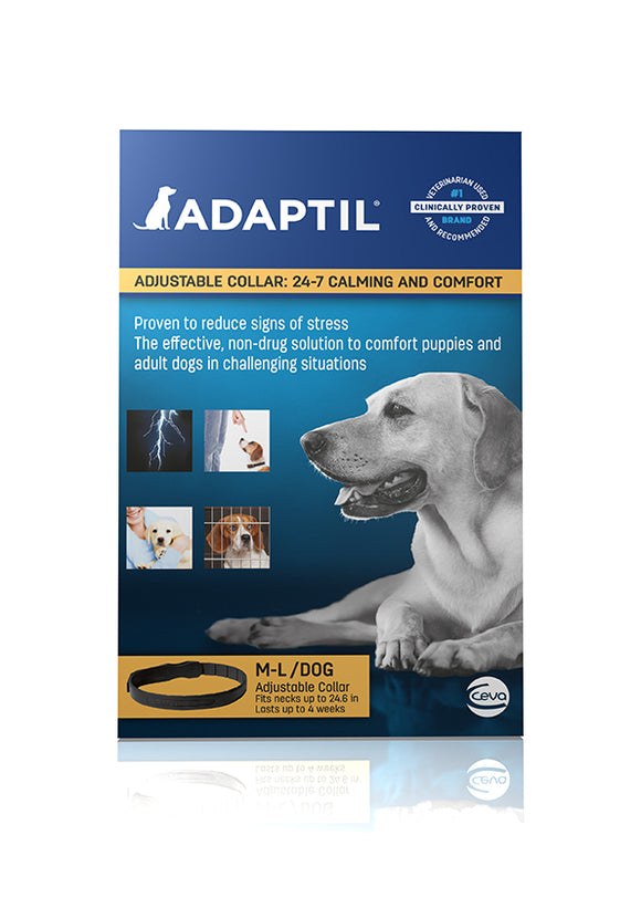 Adaptil Calm OnTheGo Collar for Dog Medium-Large