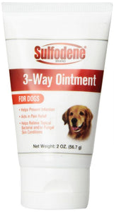 Sulfodene 3-Way Ointment for Dogs (100502457)