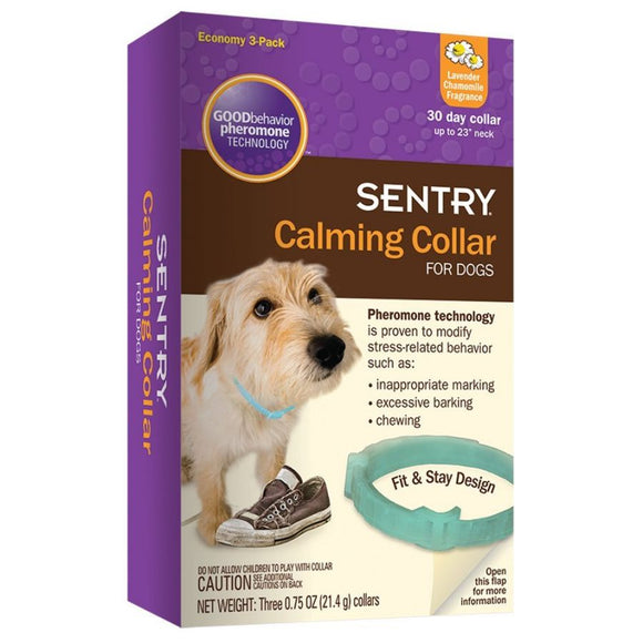 Sentry Calming Collar for Dogs (2918)