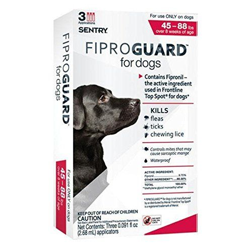 Sentry FiproGuard for Dogs (2951)