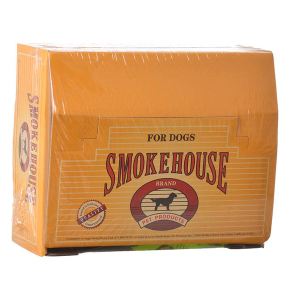 Smokehouse Treats Pizzle Stix Dog Chews (50970)