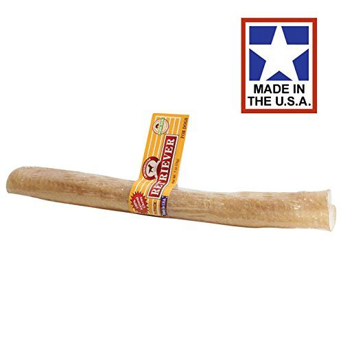 Smokehouse Treats Natural Pork Skin Retriever Stick (74022)