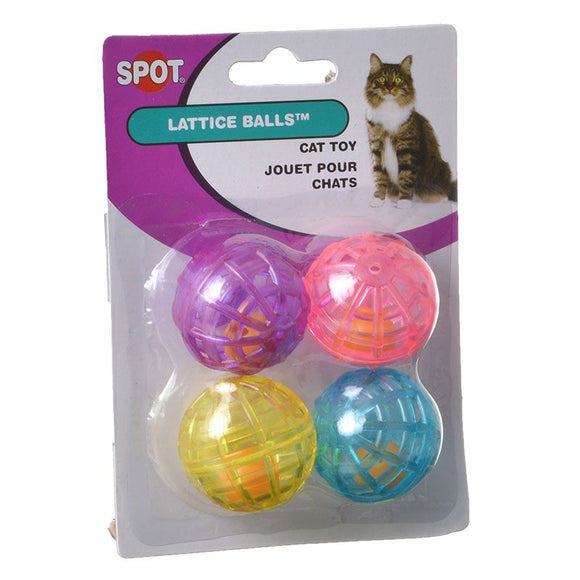 Spot Spotnips Lattice Balls Cat Toys (2914)