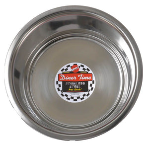 Spot Stainless Steel Pet Bowl (6063)