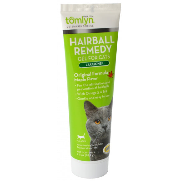 Tomlyn Laxatone Hairball Remedy (410613)