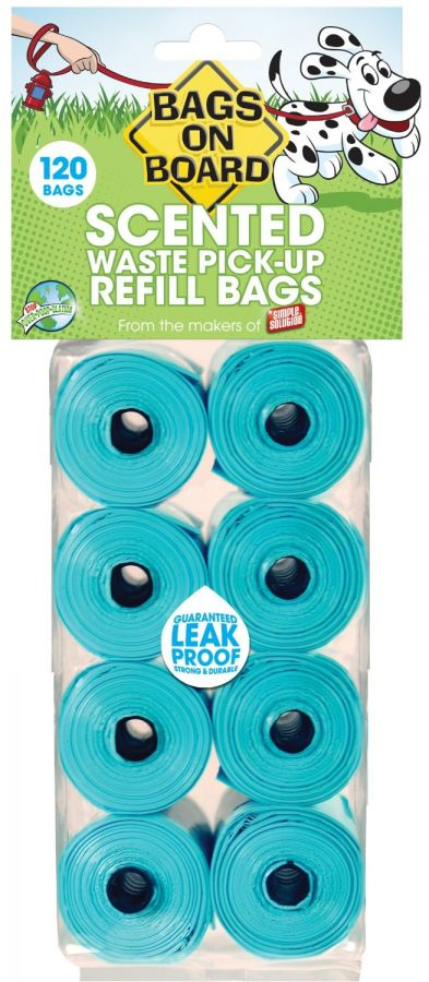 Bags on Board Scented Refill Pick up Bags (3203910208)