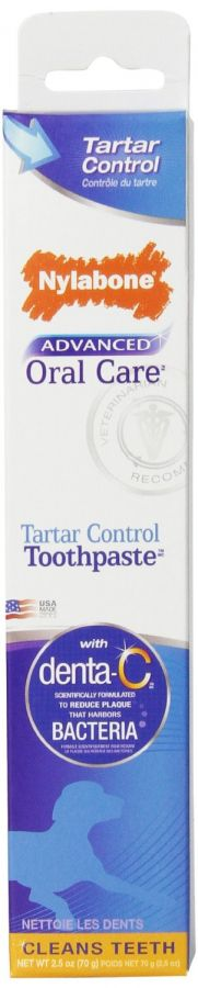 Nylabone Advanced Oral Care Tartar Control Toothpaste (NPD501P)