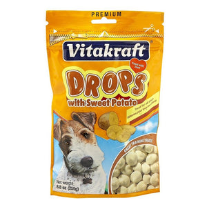 VitaKraft Drops with Sweet Potato for Dogs (34417)