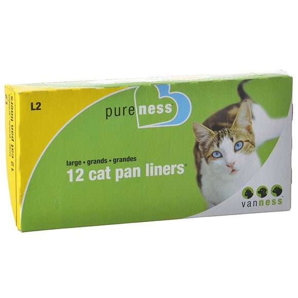 Van Ness Cat Pan Liners (L2)
