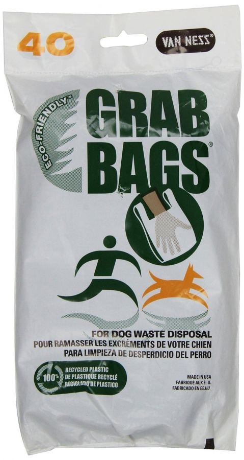 Van Ness Grab Bags Waste Pick up Bags (GB1)