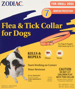 Zodiac Flea & Tick Collar for Small Dogs (100520397)
