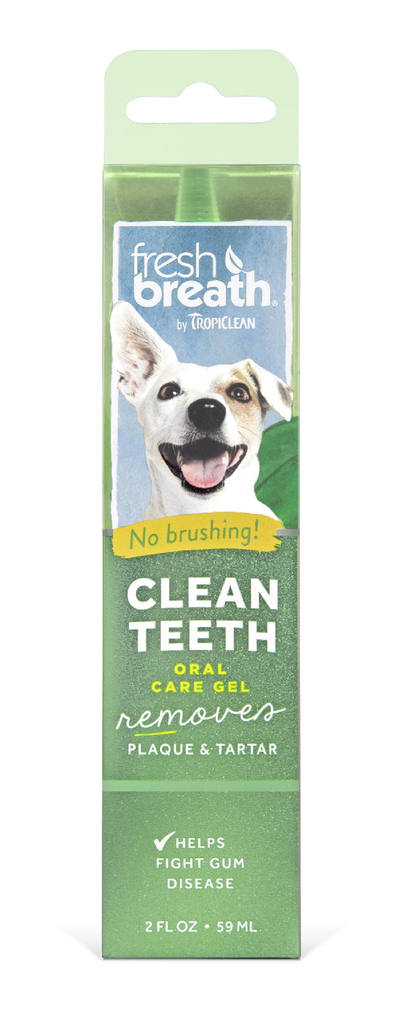 Tropiclean Oral Care Gel for Dog