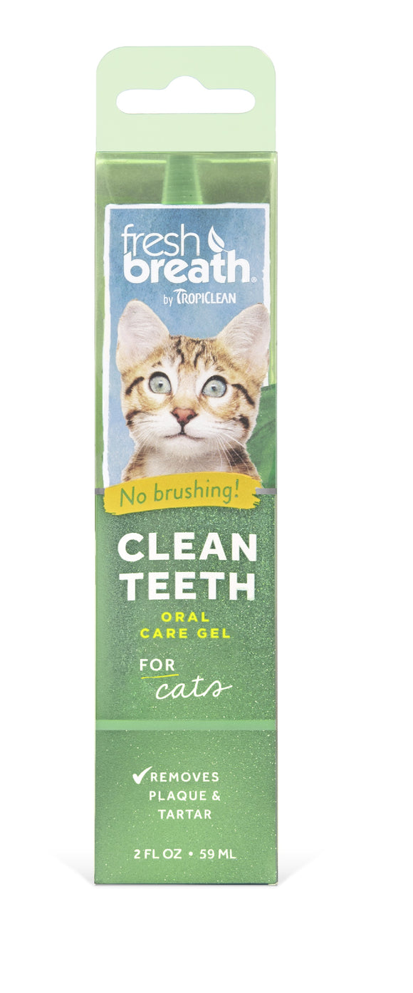 Tropiclean Oral Care Gel for Cat