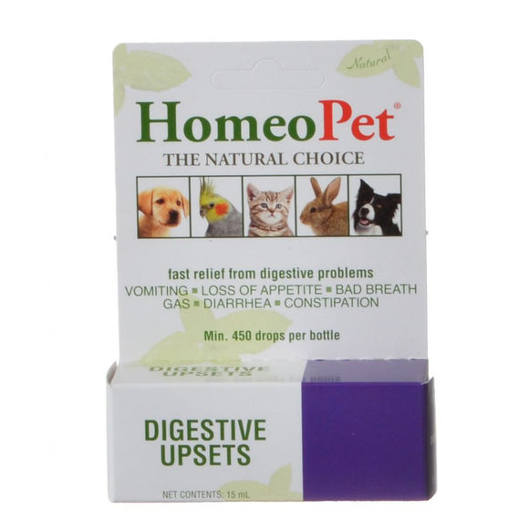 HomeoPet Digestive Upsets - Dogs & Cats (14724)