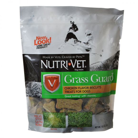 Nutri-Vet Grass Guard Biscuits (53678)