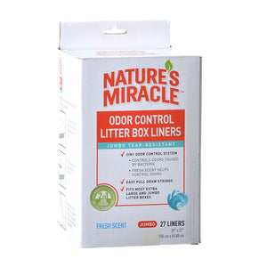 Nature's Miracle Odor Control Litter Box Liners (NM-5417)