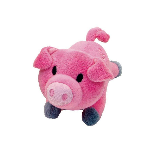Lil Pals Ultra Soft Plush Dog Toy - Pig (84207 PIG)