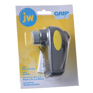 JW GripSoft Palm Nail Grinder for Dogs (65061)