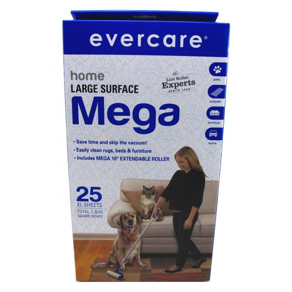 Evercare Home Large Surface Mega Lint Roller (617128)